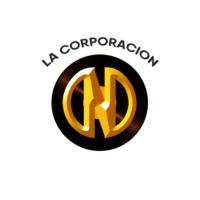 Logo of radio station La Corporacion