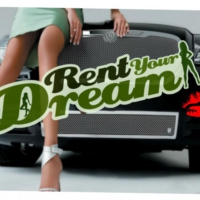 Logo of radio station Rent your dream radio