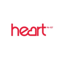 Logo of radio station Heart Bristol