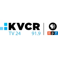 Logo de la radio 91.9 KVCR