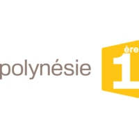 Logo of radio station Polynésie 1ère