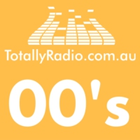 Logo of radio station Totally Radio 00's