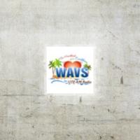 Logo of radio station WAVS AM