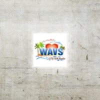 Logo of radio station WAVS AM