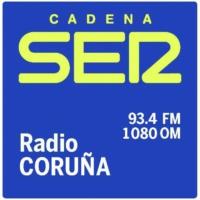 Logo of radio station Cadena SER - Radio Coruña