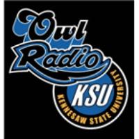 Logo of radio station KSU OWL Radio