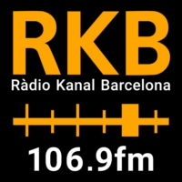 Logo of radio station RKB 106.9 FM