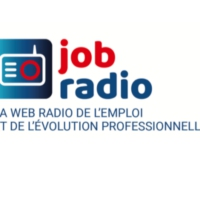 Logo of radio station JobRadio