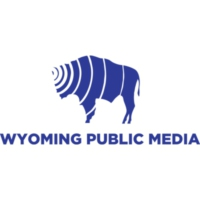 Logo of radio station KUWR Wyoming Public Radio