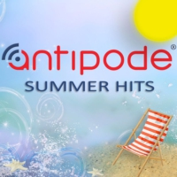 Logo de la radio Antipode Summer Hits