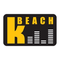 Logo of radio station K Beach