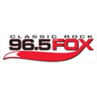 Logo of radio station KBYZ The Fox 96.5