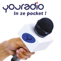 Logo of radio station YOURADIO