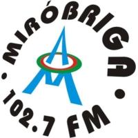 Logo de la radio Antena Mirobriga