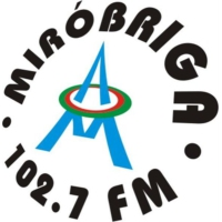 Logo of radio station Antena Mirobriga