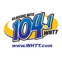 Logo of radio station WHTT Classic Hits 104.1