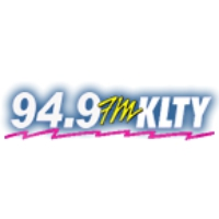 Logo of radio station KLTY