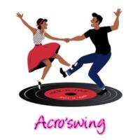 Logo of radio station Acro'swing Radio