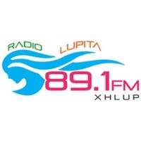 Logo of radio station XHLUP Radio Lupita 89.1 FM