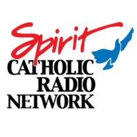 Logo of radio station KVSS Spirit Catholic Radio