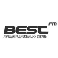Logo of radio station Радио Best FM