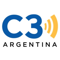 Logo of radio station Cadena 3 Argentina