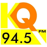 Logo of radio station KQ94.5 FM