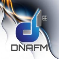 Logo de la radio DNA FM Jepara