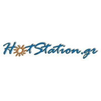 Logo of radio station Hot Station