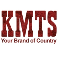 Logo of radio station KMTS 99.1 FM