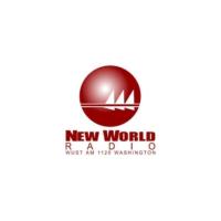 Logo of radio station New World Radio (WUST)