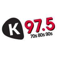 Logo of radio station CKRV-FM K 97.5