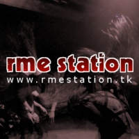 Logo of radio station RME Station