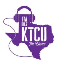 Logo of radio station KTCU-FM 88.7