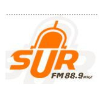 Logo of radio station FM Sur