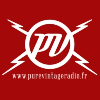 Logo of radio station Pure Vintage Radio