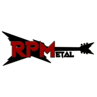 Logo of radio station RPM Radio Metal uruguay