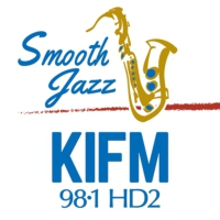 Logo de la radio Smooth Jazz KIFM 98.1 HD2