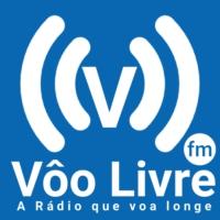 Logo of radio station Vôo Livre FM