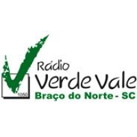Logo of radio station Radio Verde Vale AM