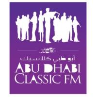 Logo de la radio Abu Dhabi Classic FM