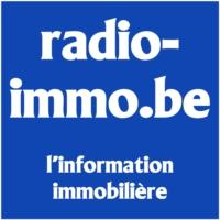 Logo of radio station Radio-immo.Be