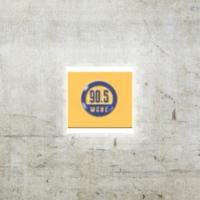 Logo of radio station WCBE 90.5 FM