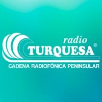 Logo of radio station XHNUC-FM Radio Turquesa