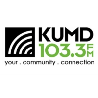 Logo of radio station KUMD