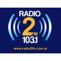 Logo de la radio Radio 2 FM 103.1