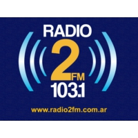Logo of radio station Radio 2 FM 103.1