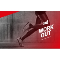 Logo de la radio Energy - Work Out