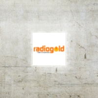 Logo of radio station RadioGold
