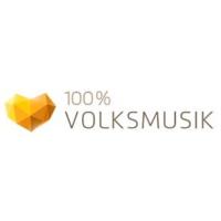 Logo de la radio 100% Volksmusik - von Schlagerplanet Radio